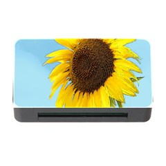 Sunflower Memory Card Reader With Cf by Valentinaart