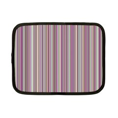 Lines Netbook Case (small)  by Valentinaart