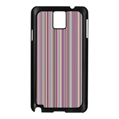 Lines Samsung Galaxy Note 3 N9005 Case (black)