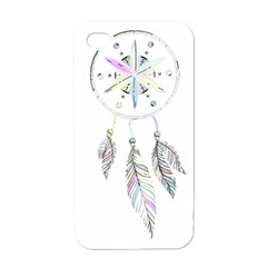 Dreamcatcher  Apple Iphone 4 Case (white)