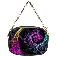 Colorful Bright Tone  Chain Purses (two Sides)  by amphoto