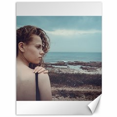 Girl & The Sea Canvas 36  X 48   by amphoto