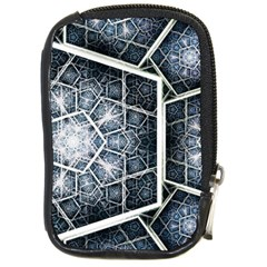 Form Glass Mosaic Pattern  Compact Camera Cases by amphoto