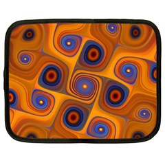 Lines Patterns Background  Netbook Case (xxl)  by amphoto