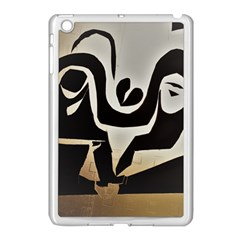 With Love Apple Ipad Mini Case (white) by MRTACPANS