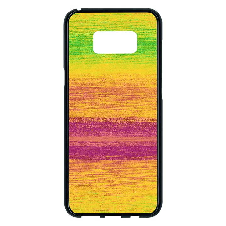 Ombre Samsung Galaxy S8 Plus Black Seamless Case