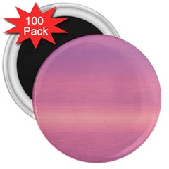 Ombre 3  Magnets (100 Pack) by ValentinaDesign