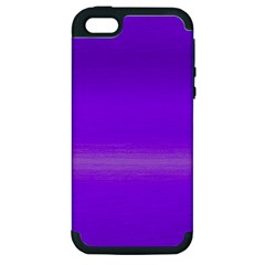 Ombre Apple Iphone 5 Hardshell Case (pc+silicone)
