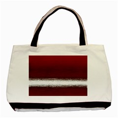 Ombre Basic Tote Bag (two Sides) by ValentinaDesign