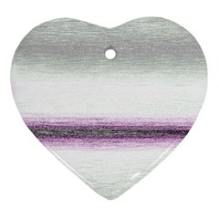 Ombre Ornament (heart) by ValentinaDesign