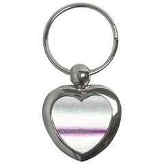 Ombre Key Chains (heart)  by ValentinaDesign
