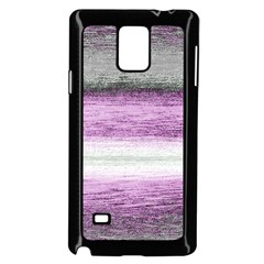 Ombre Samsung Galaxy Note 4 Case (black) by ValentinaDesign