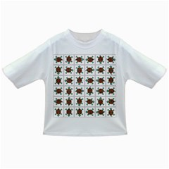 Native American Pattern Infant/toddler T Shirts by linceazul