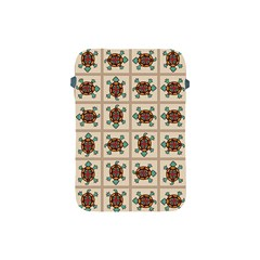 Native American Pattern Apple Ipad Mini Protective Soft Cases by linceazul