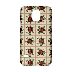 Native American Pattern Samsung Galaxy S5 Hardshell Case  by linceazul
