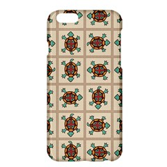 Native American Pattern Apple Iphone 6 Plus/6s Plus Hardshell Case by linceazul