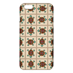 Native American Pattern Iphone 6 Plus/6s Plus Tpu Case by linceazul