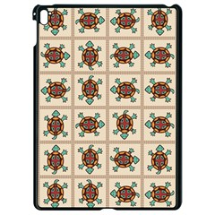 Native American Pattern Apple Ipad Pro 9 7   Black Seamless Case by linceazul