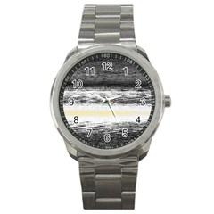 Ombre Sport Metal Watch