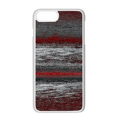 Ombre Apple Iphone 7 Plus White Seamless Case by ValentinaDesign