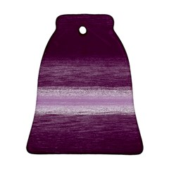 Ombre Bell Ornament (two Sides) by ValentinaDesign