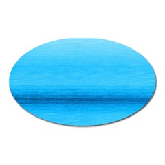 Ombre Oval Magnet by ValentinaDesign