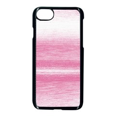 Ombre Apple Iphone 7 Seamless Case (black) by ValentinaDesign