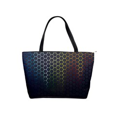 Abstract Resize Shoulder Handbags by amphoto