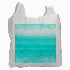 Ombre Recycle Bag (one Side) by ValentinaDesign