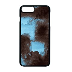 Ombre Apple Iphone 7 Plus Seamless Case (black) by ValentinaDesign