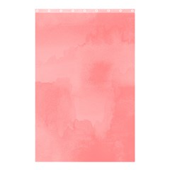 Ombre Shower Curtain 48  X 72  (small)  by ValentinaDesign