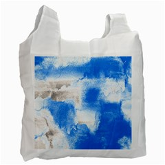 Ombre Recycle Bag (two Side)  by ValentinaDesign