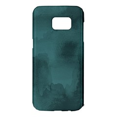 Ombre Samsung Galaxy S7 Edge Hardshell Case by ValentinaDesign