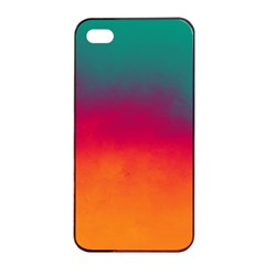 Ombre Apple Iphone 4/4s Seamless Case (black) by ValentinaDesign