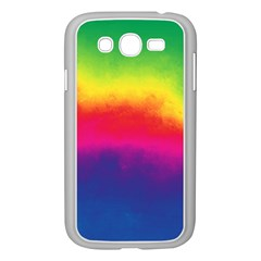 Ombre Samsung Galaxy Grand Duos I9082 Case (white)