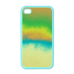 Ombre Apple Iphone 4 Case (color) by ValentinaDesign