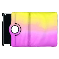 Ombre Apple Ipad 3/4 Flip 360 Case by ValentinaDesign
