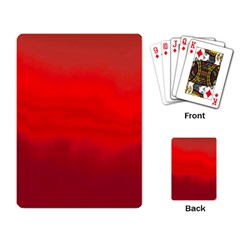 Ombre Playing Card