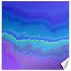 Ombre Canvas 16  X 16   by ValentinaDesign