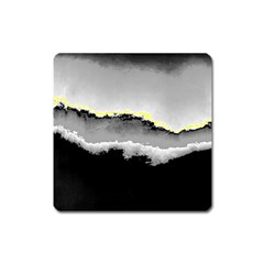 Ombre Square Magnet by ValentinaDesign