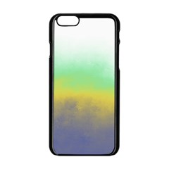 Ombre Apple Iphone 6/6s Black Enamel Case