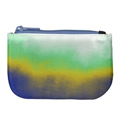 Ombre Large Coin Purse by ValentinaDesign