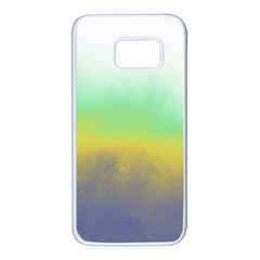 Ombre Samsung Galaxy S7 White Seamless Case