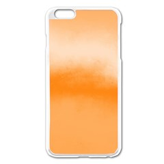 Ombre Apple Iphone 6 Plus/6s Plus Enamel White Case