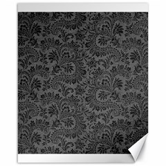 Floral Pattern Canvas 16  X 20   by ValentinaDesign