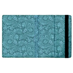 Floral Pattern Apple Ipad 2 Flip Case by ValentinaDesign