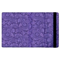 Floral Pattern Apple Ipad Pro 9 7   Flip Case by ValentinaDesign