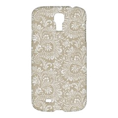 Floral Pattern Samsung Galaxy S4 I9500/i9505 Hardshell Case by ValentinaDesign