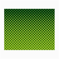 Halftone Circle Background Dot Small Glasses Cloth by Nexatart