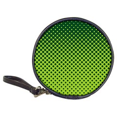Halftone Circle Background Dot Classic 20 Cd Wallets by Nexatart